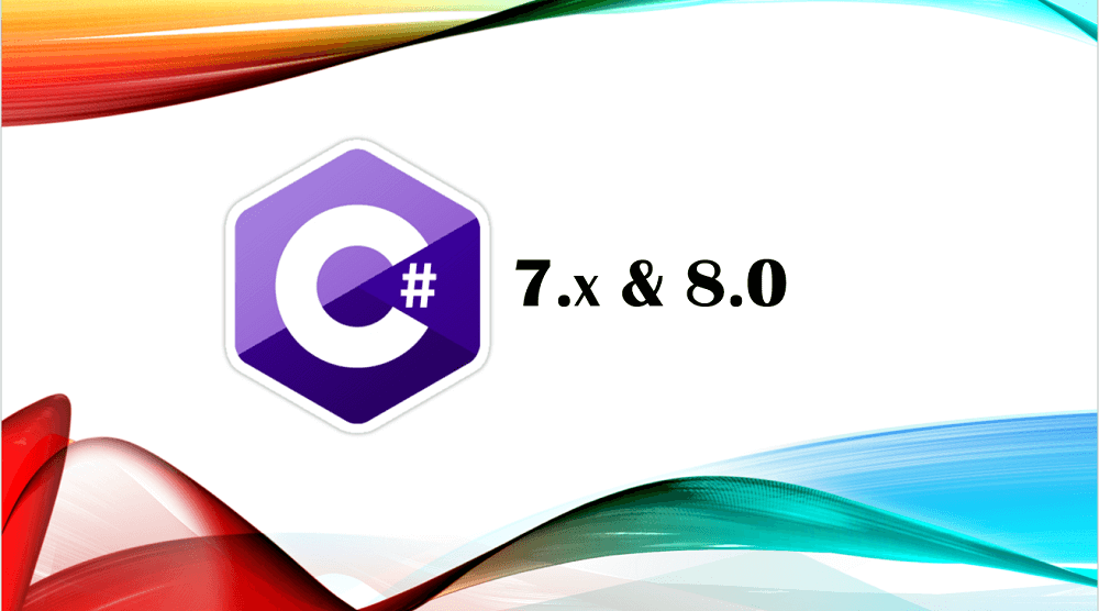 C# 7.1, 7.2 and 8 - New and Upcoming Features